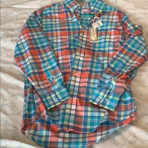 Men's button-down southern tide size small nwt